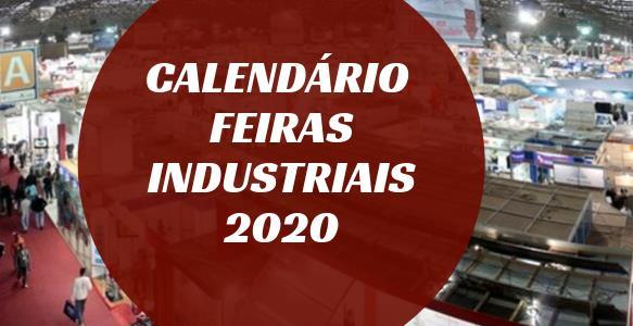 Calendário Feiras Industriais